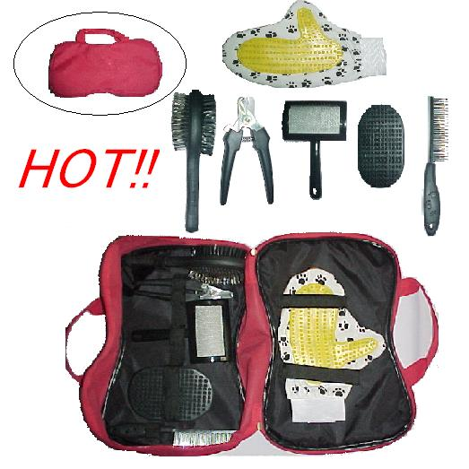 pet hairdressing set